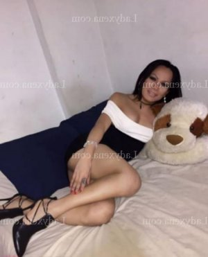 Eyah escort massage ladyxena